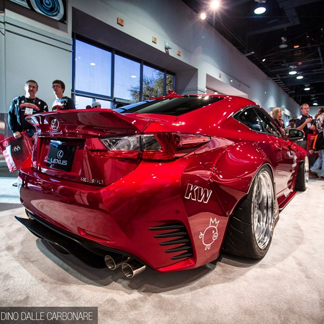 HNNNGH... So good!!@speedhunters_dino with the photo magic, @trakyoto x @greddyracing x @ogmonger with the #Lexus #RCF magic!