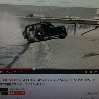 Ken Block Gymkhana 7 , Watch on @driftingcom