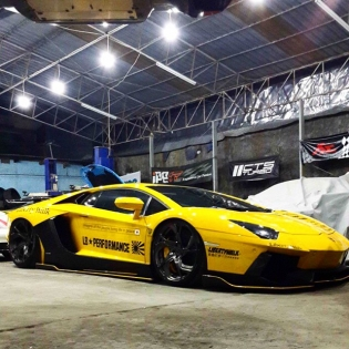 LB★WORKS AVENTADOR INDONECIA PREMAER SHOP