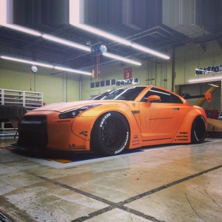 LB★WORKS GTR KATO CUSTOM JAPAN @forgiato