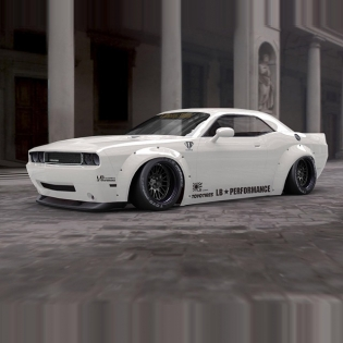 NEW LB★WORKS Challenger LB★WORKS First American style @forgiato
