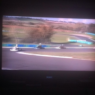 Watching Irish karting race of champions. I want a rotax max kart so bad. Anyone got one I can have a go in?