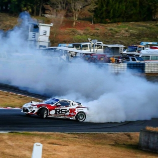 Smokescreen at the FD Asia finals! Photo by Kasuda Mazuhisa