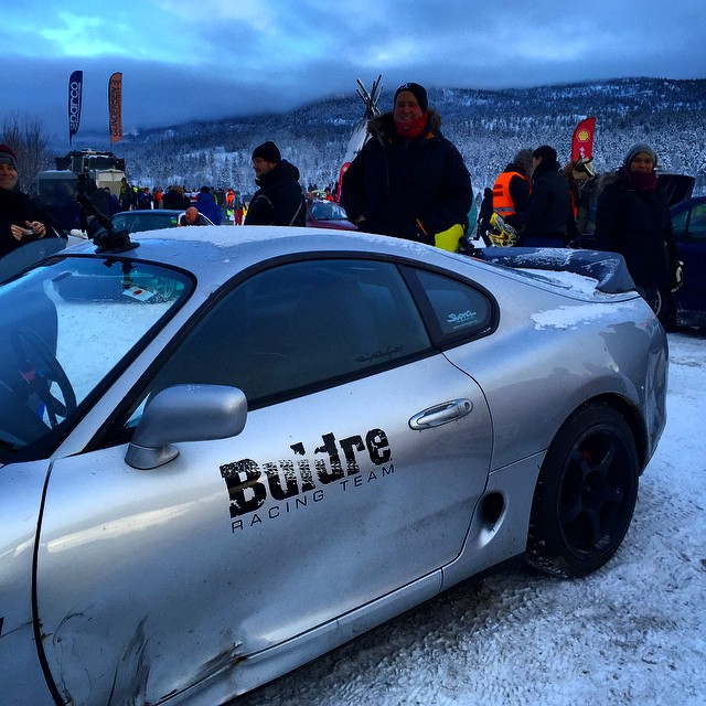 Awesome day at #GatebilOnIce rubbing doors in the practice #Supra! Sorry for the & Awesome day at #GatebilOnIce rubbing doors in the practice #Supra ...