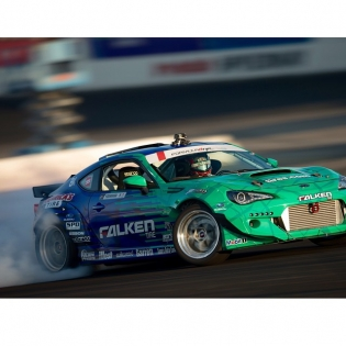 Is it drifting season yet @daiyoshihara @falkentire | Photo by @larry_chen_foto