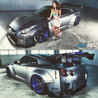 LB★WORKS GTR JJ ORNER CANADA @gorgiato @forgiato #