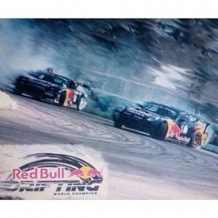 "We can't wait to scream up drive way for @leadfootfestival next weekend! Got some free tickets over on my Facebook fan page. What's your favourite ""Millen Moment""? Here is one of mine shredding with @rhysmillenracing at the @redbull World Drifting Champs in LBC 2008."