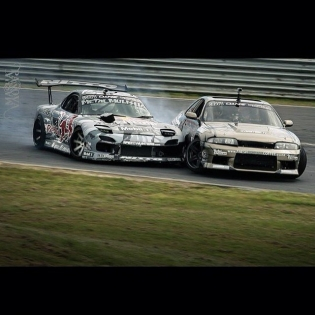 26B VS RB26 pic props: @mariapanovapictures