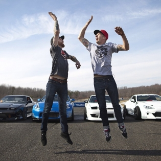 Season 2 is finally here on @NetworkA with @Valvoline! Thanks to my buddy @RyanTuerck, we've got 2 exciting builds this season that you aren't going to want to miss. I'm upgrading a new Nissan 370Z for a nice little street car, and Ryan is trying to step up his 240SX to get it on par with mine (good luck with that one Tuerck). Check out episode 1 by hitting the link in my bio.