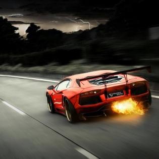 LB★WORKS AVENTADOR FI EXHAUST PREMIER AUTO WARKZ http://www.libertywalk-usa.com @forgiato