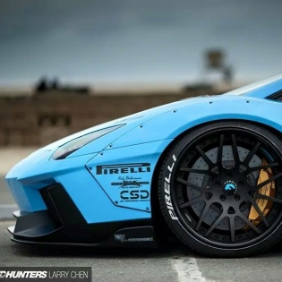 LB★WORKS AVENTADOR http://www.libertywalk-usa.com @forgiato