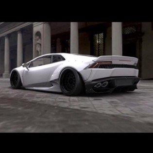 LB★WORKS HURACAN http://www.libertywalk-usa.com @forgiato