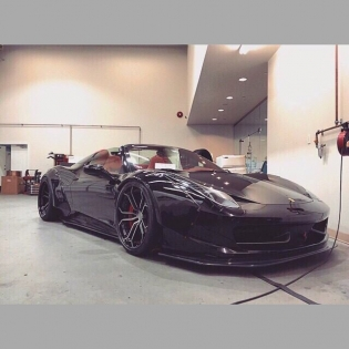 LB★works Ferrari 458 from SR Auto Group!!