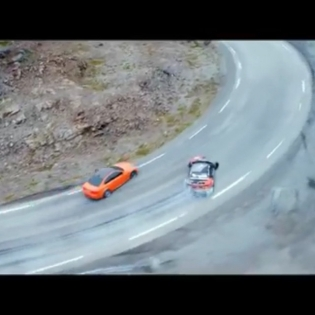 "Remember I played a stunt double in @burningthemovie using our very own drift car? Check out this Japanese trailer calling TT a ""Dorifto Kingu""! Full length trailer on my Facebook page - link in profile."