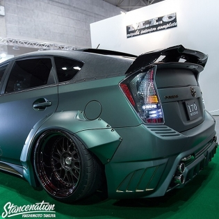 Tag Everyone :) WideBody Prius: Photo by @craziest_performance / Featured by @stancenation