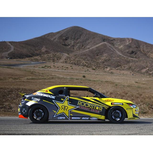 @fredricaasbo debuts @rockstarenergy @hankookusaracing @scionracing Tc for the 2015 Formula DRIFT Season. Visit www.formulad.com for full press release   #formulad #formuladrift