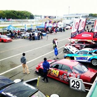 FORMULA DRIFT JAPAN Rd.1 Tsukuba Circuit
