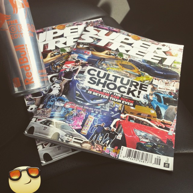 Finally. @superstreet thanks for everything. @hardcorejapan @ssworxs @oval_auto thank you guys. Made my dream come true.