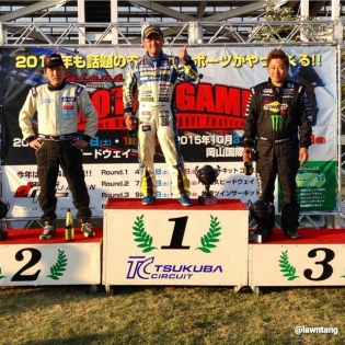 Formula Drift Japan 2015 Round 1 Results - Update from @lawntang