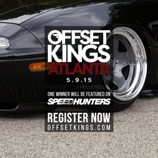 Offset Kings Atlanta is almost here. One winner from the showcase will also be featured on @thespeedhunters Sign up now at offsetkings.com |