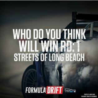 Who Will Win ? Formula Drift Long Beach 2015