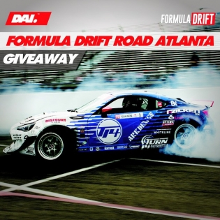 Win a pair of tickets to Formula Drift – Road Atlanta. All you have to do is like this picture.