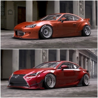 10% off all in-stock full aero kit from #ShopGReddy.com. SALE goes till the end of the May or while supplies last. Save now on Rocket Bunny V2 and