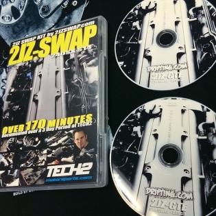 2JZ 240SX Swap DVD