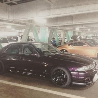 4 Door R33 GTR