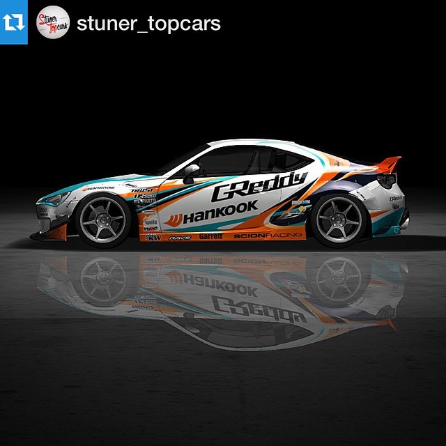 Check out this detailed render. #GReddyART ・・・ #Repost @stuner_topcars