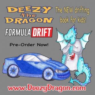@FormulaDrift: Make sure you pre-order the all NEW Formula Drifting children's book today! www.deezydragon.com