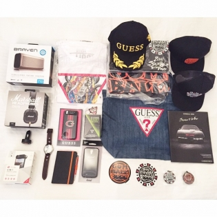 @gumball3000 @guess Essentials. Can't wait for tomorrow!