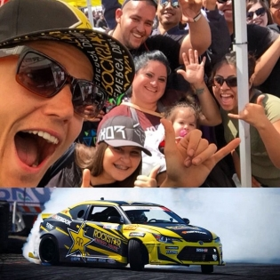Alright, thanks for bearing with me as I've taken over #FormulaDrift's Instagram feed over these past two days! I hope to see many of you out here in Atlanta this weekend - and remember to always #HoldStumt! Over and out from yours truly, @fredricaasbo, for this #AasboTakeover. Here's to a weekend of great drifting!