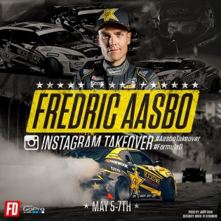 I will be taking over @formulad's Instagram account over the next couple of days as I travel to Atlanta to get ready for Round 2! Follow their account for some behind the scenes coverage leading up to this weekend!
