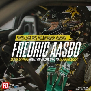 I'll be doing an hour long session on @formulad's Twitter account tomorrow, at 12 PM (PST time). That's in just over 24 hours. Go to twitter.com/FormulaDrift and ask me literally anything tomorrow!