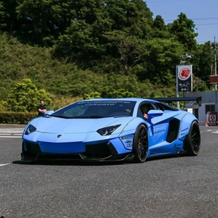 LB★WORKS AVENTADOR JAPAN CUSTOM @forgiato