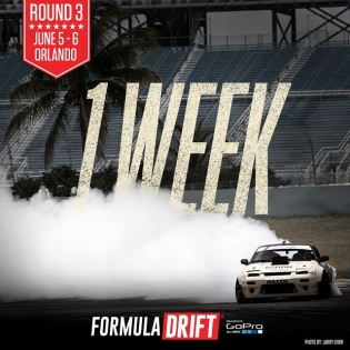 Next Week - Formula Drift Florida 2015