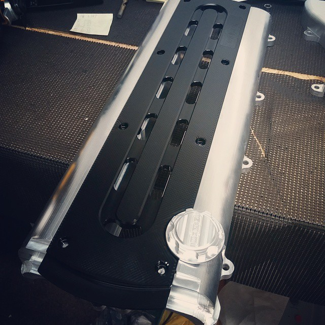 Ocdworks billet 2jz valve cover with v2 anodized black coil cover package is ready to send out. #2j #2jzgte #2j #formulad2015 #drift #supra #supranation #supratt #2jzge #ocdworks2jzsolution #turbo #boost #supraforums #turbo #turbocharger #jza80 #carswithoutlimits #2jzge #2jzvvti #rays #forrestwang #forrestwang808 #joonwoomaeng #hkst51r #t51r #borgwarner #drag