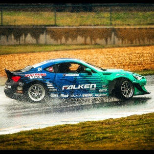 That one time it rained at Road Atlanta.