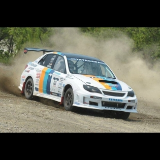 The Team Advan WRX STI keeping the winning streak alive. Another win recently in the All Japan Dirt Trials.