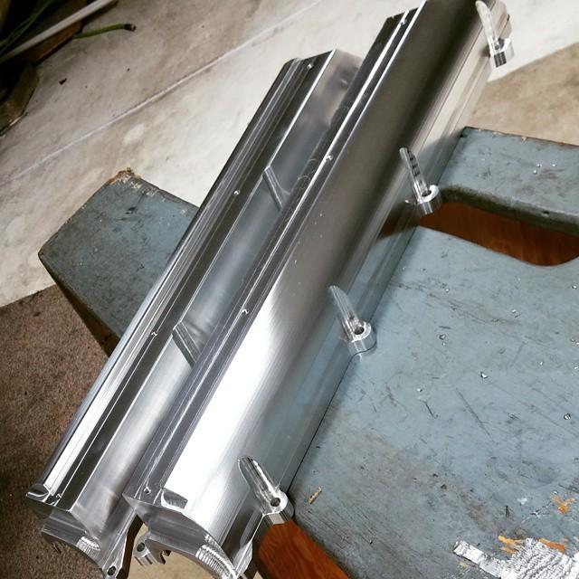 Another Ocdworks 2jz billet valve cover is shipping out to AU. Many more would be available . #2jzgte #evolution #2jz #2jzge #supranation #supra #supratt #jza80 #jza70 #turbo #boost #turbocharger #formulad2015 #formulad #forrestwang808 #sr20det #rb26dett #toyota #toyoyasupra #carswithoutlimits #borgwarner #boostporn #t51r #hkst51r #ocdworks2jzsolution #4g63 #supraforums #drift #jdm