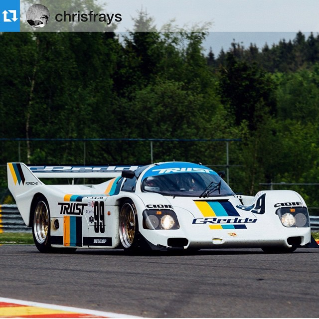Congratulations to #Porsche919 Teams at LeMans. ・・・ #Repost @chrisfrays
