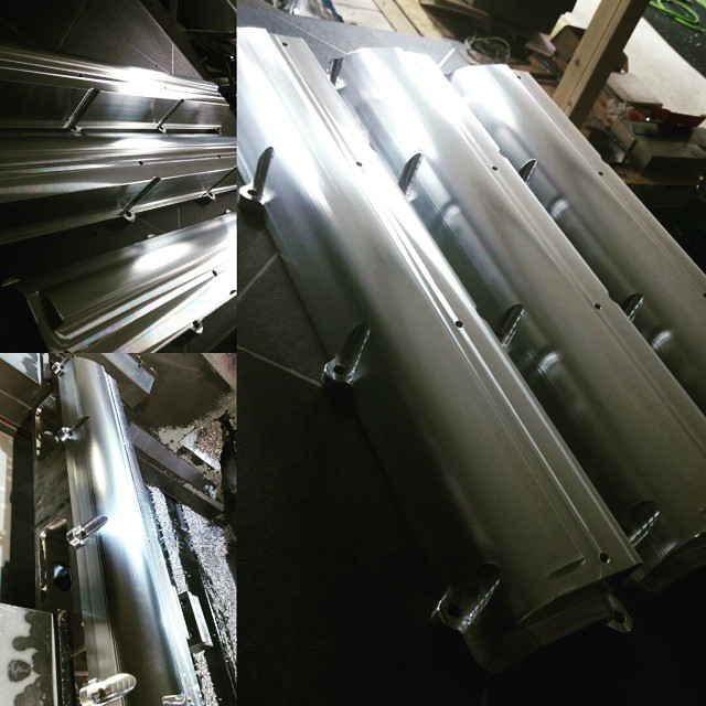 Ocdworks billet 2jz valve cover is getting machined . #2jzgte #evolution #2jz #2jzge #supranation #supra #supratt #jza80 #jza70 #turbo #boost #turbocharger #formulad2015 #formulad #forrestwang808 #sr20det #rb26dett #toyota #toyoyasupra #carswithoutlimits #borgwarner #boostporn #t51r #hkst51r #ocdworks2jzsolution #4g63 #supraforums #drift #drag