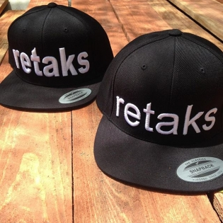 @retaks_lifestyle has some fresh snap backs in-stock and ready to ship. Head over to to pick one up or hit the link in my profile.