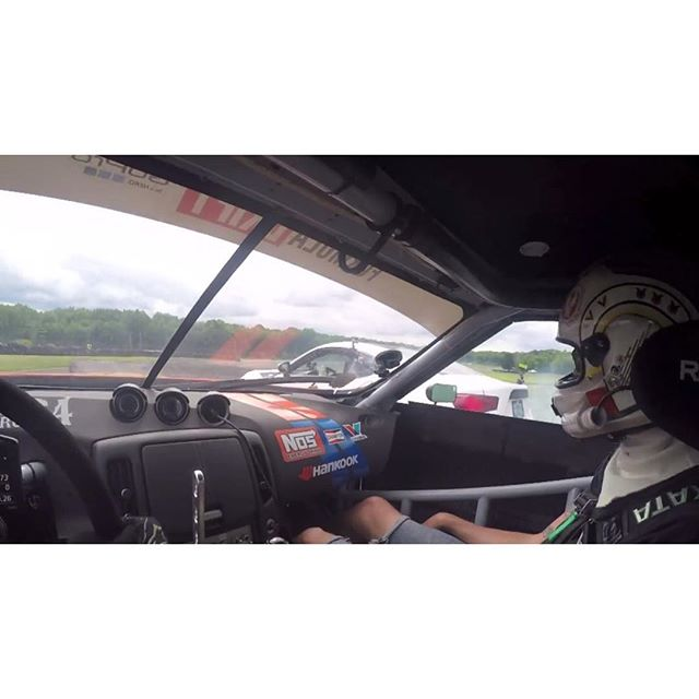 Check out this rad @gopro POV run of me chasing down my buddy @ryantuerck in his FRS street car at the @clubloose #ProBroDown!
