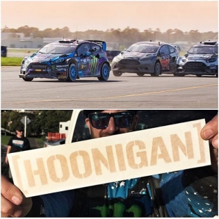 Congrats to @kblock43 for winning GRC this past weekend! You know what that means... Gold sticker time from @thehoonigans! Get your orders in!