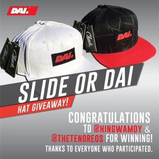 Congratulations to the winners of the contest. Thanks to everyone who participated.