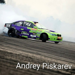 "Good morning, today we'll start with one of the participants for EEDC Trackwood festival in - @andrey_piskarev ""Drift Legion"" drift team from Belarus, Andrey is sporting a championship winning e46 powerd by mighty #LS7, a real #smokemachine, with plenty of grip, last year it carried Kristaps Blush to the top of podium in so it sure has what is needed :-)"