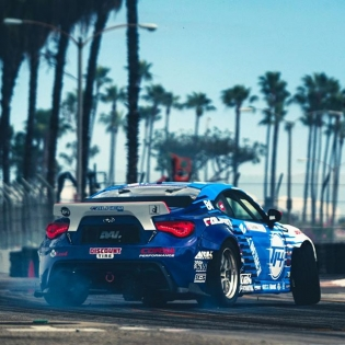 Happy Team Falken Tuesday! Can you name this track?