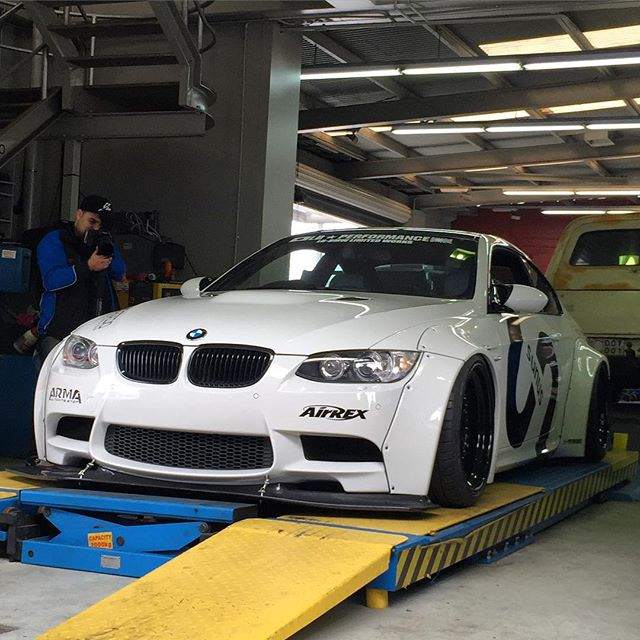 Lb Works Bmw E92 In Australia See You Guys At Motor Ex Sydney